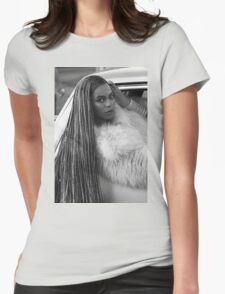 Beyoncé Let's Get In Formation! ~ Womens Fitted T-Shirt