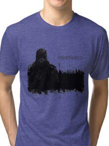 Games :: Dishonored  :: Art Tri-blend T-Shirt