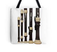 Recorders Bag Tote Bag