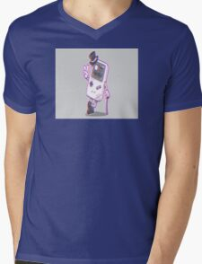GAME BOY FUNNY Mens V-Neck T-Shirt