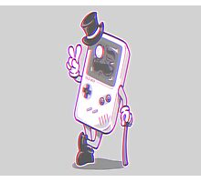 GAME BOY FUNNY Photographic Print