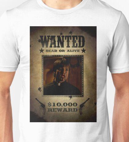 Buffy Caleb Nathan Fillion Wanted 4 Unisex T-Shirt