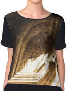 See you on the other side Women's Chiffon Top