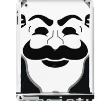 F*** Society! - Mr. Robot - iPad Case/Skin