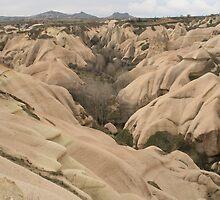 Cappadocia by Freja Friborg