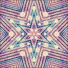 Metallic Pinks Star by webgrrl