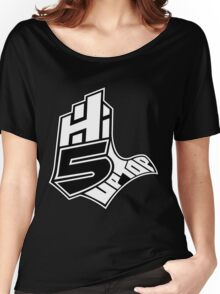 Hi-5 Up Top 2 Women's Relaxed Fit T-Shirt