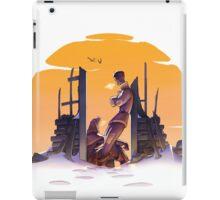 Revolver Sunset iPad Case/Skin