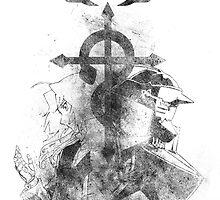 Fullmetal Brothers v2 by Hawkness