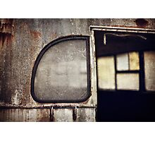 """ The Old Bus "" #02 Photographic Print"