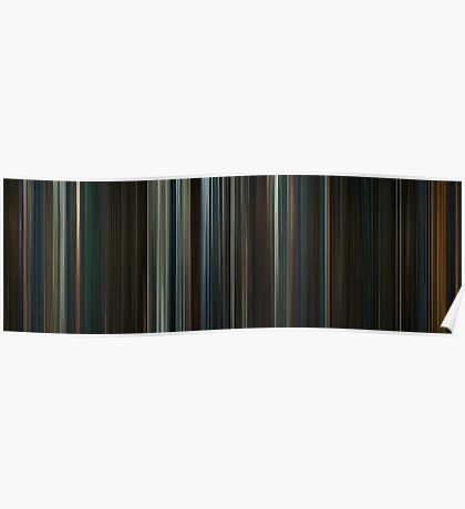 Moviebarcode: The Hobbit: An Unexpected Journey (2012) Poster