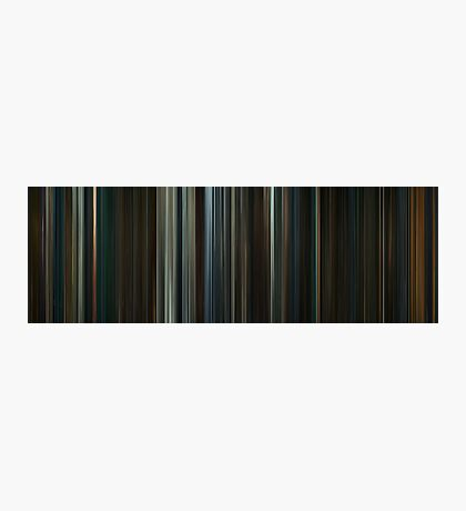 Moviebarcode: The Hobbit: An Unexpected Journey (2012) Photographic Print