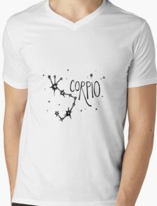 Scorpio  Mens V-Neck T-Shirt