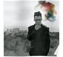 P!ATD DIGITAL REALISTIC PAINTING Poster