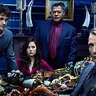 Hannibal cast by superwholock97