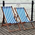 Deck Chairs by Doug Miller