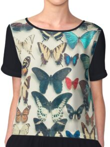 Wings Chiffon Top