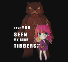 Annie and Tibbers - League of Legends by linkitty