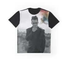 P!ATD DIGITAL REALISTIC PAINTING Graphic T-Shirt