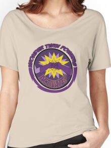 Wonder Twins Power Activate Women's Relaxed Fit T-Shirt