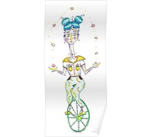 Banana-Cycle Poster