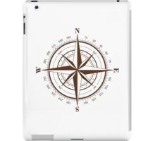True North Compass iPad Case/Skin