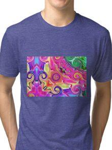 You Make My Heart Go Crazy! Tri-blend T-Shirt