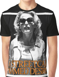 Gillian Anderson Graphic T-Shirt