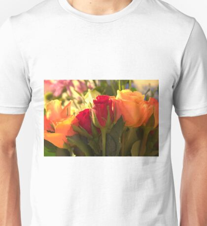 Bouquets, As Is Unisex T-Shirt