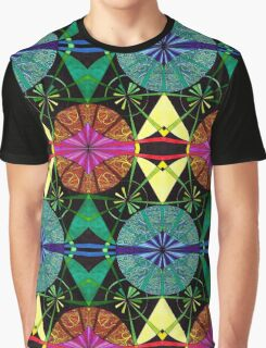 Psychedelic Abstract colourful work 60 Graphic T-Shirt