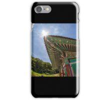 South Korean temple iPhone Case/Skin