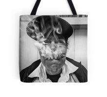 Cuban Woman in Paris Tote Bag