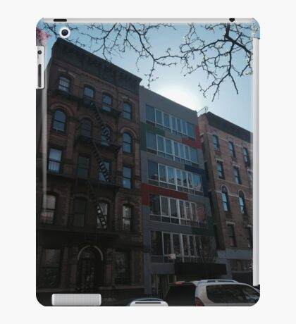 city buildings iPad Case/Skin
