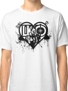 Rebel At Heart Classic T-Shirt