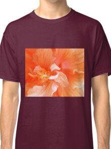 Orange Hibiscus Art Classic T-Shirt