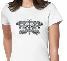 Papillon for life Womens Fitted T-Shirt