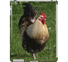 Boss Of The Farm iPad Case/Skin
