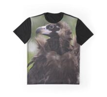 Aegypius monachus Graphic T-Shirt