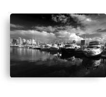 Southport Yacht Club. Gold Coast, Queensland, Australia. Canvas Print