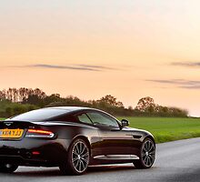 Aston Martin DB9 Carbon Black Edition ... by M-Pics