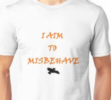 Firefly - I Aim To Misbehave Unisex T-Shirt