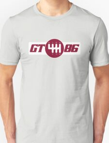 GT86 Loyal - red T-Shirt