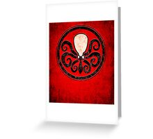 Hail Slender Greeting Card