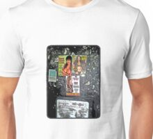 Phone Booth Fun Unisex T-Shirt