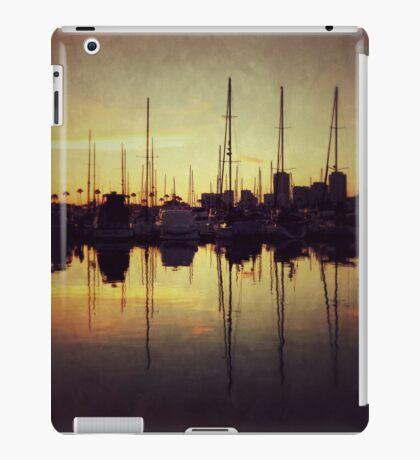 Marina Bay Lines iPad Case/Skin