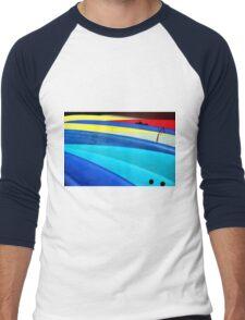 Kayaks Men's Baseball ¾ T-Shirt