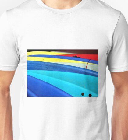 Kayaks Unisex T-Shirt
