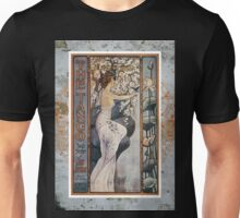Tango Dance Vintage Piano Sheet Music Unisex T-Shirt