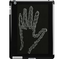 Snaked Hand iPad Case/Skin