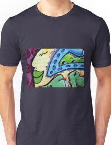 Graffiti Beauty Unisex T-Shirt
